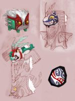 Totems by Riechstag