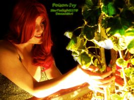 Poison Ivy: Help it grow by Damek0Masca