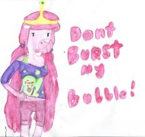 Don't burst my bubble. by ginnypotter8D
