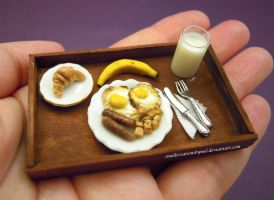Breakfast Tray 2 by SmallCreationsByMel
