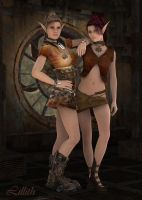 Sisters by LillithI
