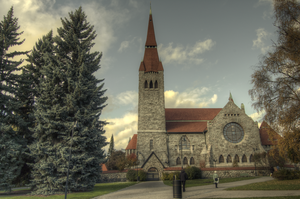 Finnish churches part VI by Karelen