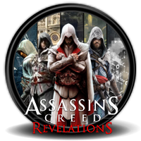 Assassin's Creed Revelations Icon by Komic-Graphics