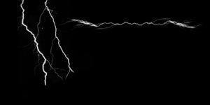 Lightning PS Brushes by nerfAvari