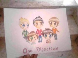 .: One Direction :. by SariDell