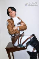 Attack on Titan: Corporal Levi by Scratch896