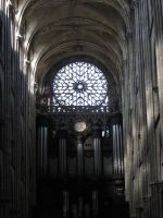 Cathedral IV by Gynvaelaine-stock