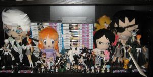 My Bleach collection by NearRyuzaki90