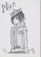 Nico Di Angelo by JessicaL98000