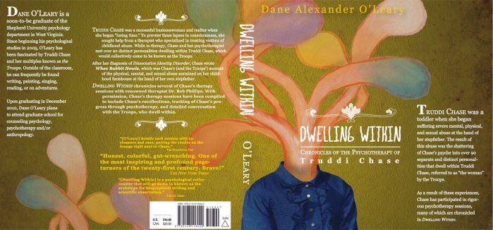 Dwelling Within - Bookjacket by DaneAlex