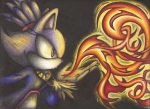 Unleashing the Flames by SonicBornAgain