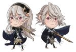 Fire Emblem if/Fates Badges Design by REManiac