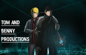 Tom and Benny Productions: Watch_Dogs style by adrian1997