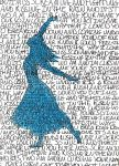 Dancing through the words. by Gaellie