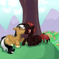 admission of love by Chibi-C