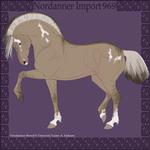 Nordanner Import 969 by BrindleTail