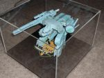 METAL GEAR REX by wilkin8977