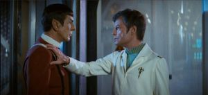 Spock and Bones by SpockHorror
