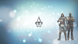 Assassins Creed 4 Black Flag by Geliras
