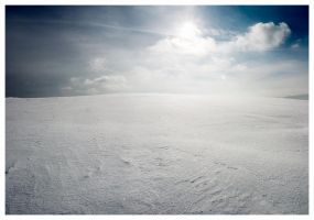 snowfield by fade-out