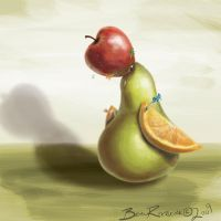 Moody Fruity by 3---BR---3