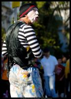 Mime by digitalgrace