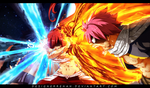 Fairy Tail 506  - Natsu, Erza and Grey by DesignerRenan