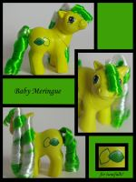 Baby Meringue for tuneful87 by Sweetlittlejenny