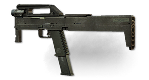 MW3: FMG9 by FPSRussia123