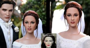Breaking Dawn Bella doll by noeling