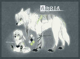 Ahria by Endber