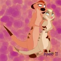 'Oh, Timon..' by Impano