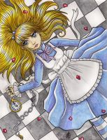 my Alice by ArGe