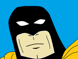 Space Ghost by DarthDizzle