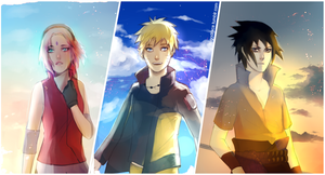Team 7 by anamoar