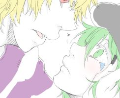 6july_ Happy Kissing Day_BF by bcatbcat
