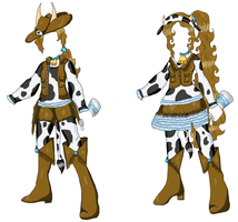 The Udderly Adorable Set by Meip