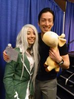 Picture with Todd haberkorn by Lashes-and-Glitter