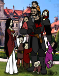 Royal Family of Krin by Shadow-Hoshi