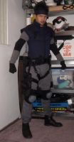 MGS1 Solid Snake WIP15a by effektdmentality