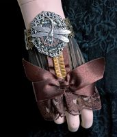 Steampunk accessories I by Pinkabsinthe