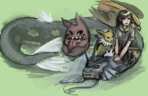 Soul Silver Team - Rushed by AnneDyari