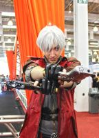Dante cosplay :: Absolutely crazy about it! by IKevinXSer