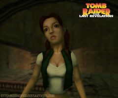 Lara Crof Tomb Raider 4 (the last revelation) by KidaKiss