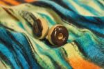 Miniature Chocolate Frosted Donut Stud Earrings by SweetSugaRush