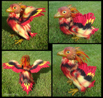 Phoenix Art Doll by xiShadowWolfx