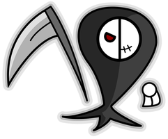 DETH by The-Bladed-Beast