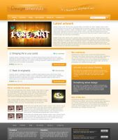 Designamentals by TonioSite by webgraphix