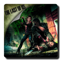 The Last of Us icon by dejuanito