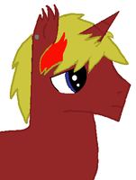 mlp ms paint practice by ScootsNB